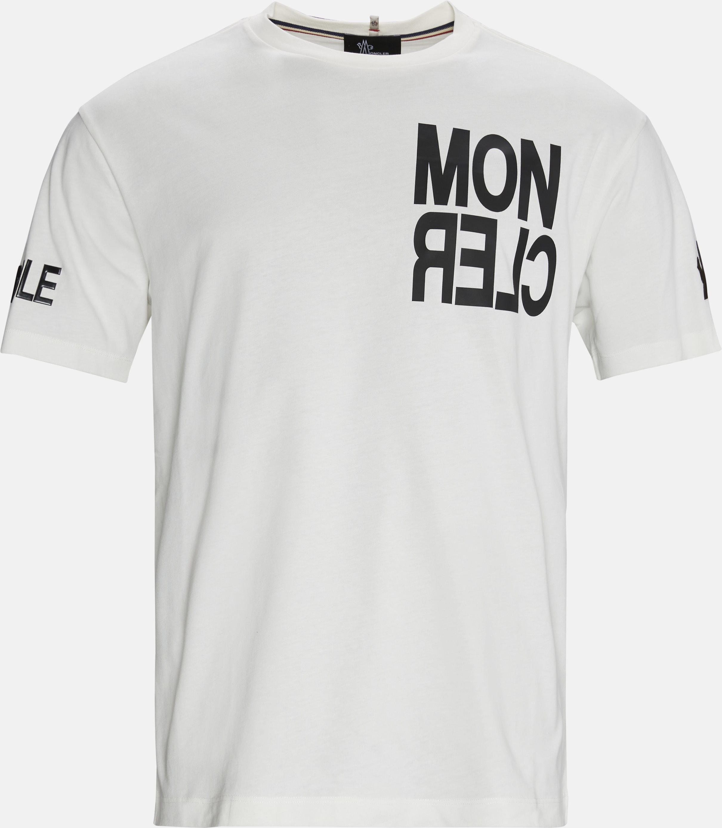 T-shirts - Oversized - White
